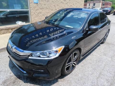 2016 Honda Accord for sale at 1st Choice Autos in Smyrna GA