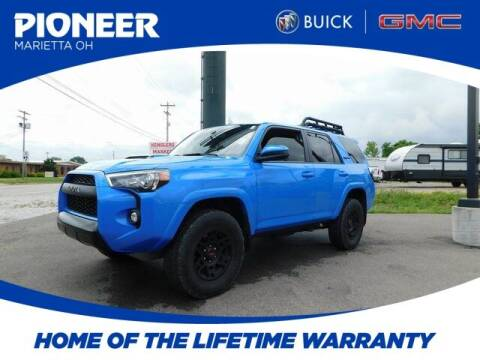 2019 Toyota 4Runner for sale at Pioneer Family preowned autos in Williamstown WV