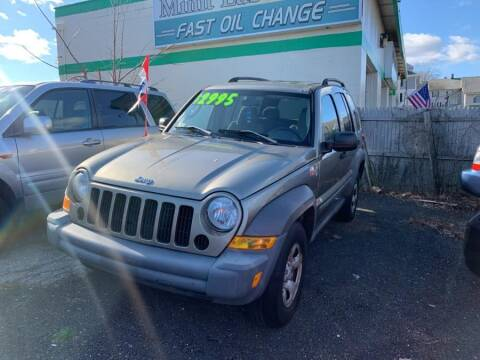 2006 Jeep Liberty for sale at Car VIP Auto Sales in Danbury CT