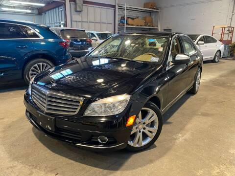 2008 Mercedes-Benz C-Class for sale at JMAC IMPORT AND EXPORT STORAGE WAREHOUSE in Bloomfield NJ