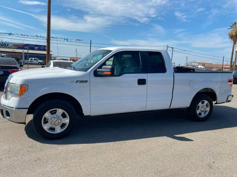 2009 Ford F-150 for sale at First Choice Auto Sales in Bakersfield CA