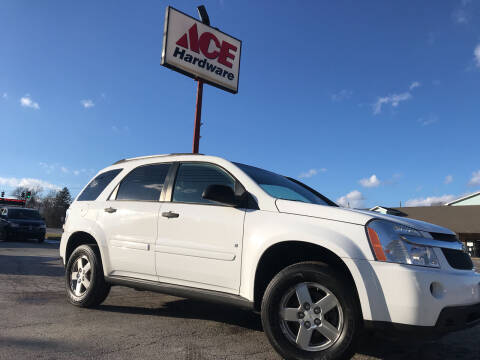2008 Chevrolet Equinox for sale at ACE HARDWARE OF ELLSWORTH dba ACE EQUIPMENT in Canfield OH