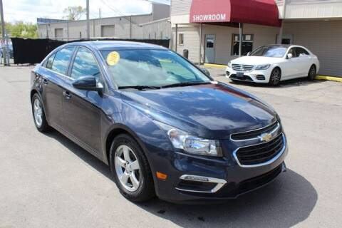 2015 Chevrolet Cruze for sale at Road Runner Auto Sales WAYNE in Wayne MI
