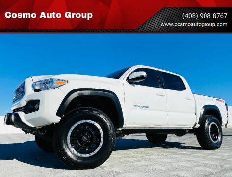 2016 Toyota Tacoma for sale at Cosmo Auto Group in San Jose CA