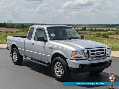 2010 Ford Ranger for sale at Bob Walters Linton Motors in Linton IN