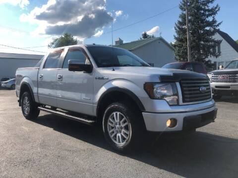 2011 Ford F-150 for sale at Tip Top Auto North in Tipp City OH