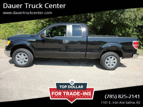 2013 Ford F-150 for sale at Dauer Truck Center in Salina KS