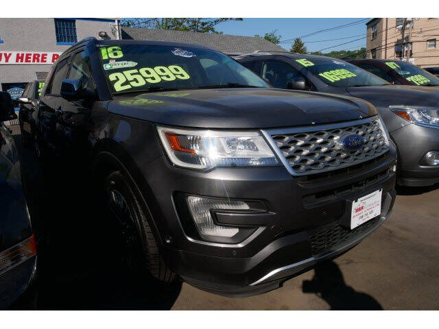 2016 Ford Explorer for sale at M & R Auto Sales INC. in North Plainfield NJ