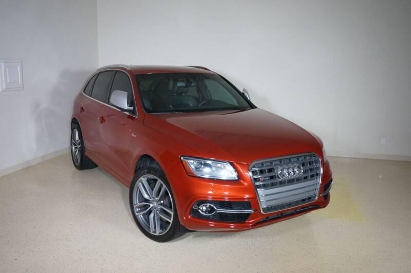2014 Audi SQ5 for sale in Grand Prairie, TX