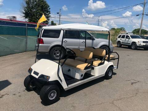 1998 E-Z-GO GOLF CART,EZGO LIMO for sale at LINDER'S AUTO SALES in Gastonia NC