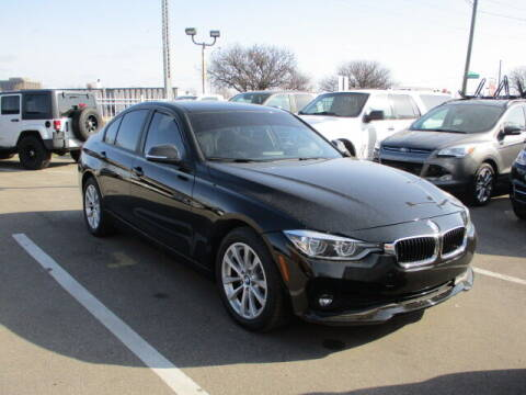2018 BMW 3 Series for sale at SOUTHFIELD QUALITY CARS in Detroit MI