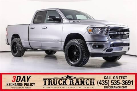 2019 RAM Ram Pickup 1500 for sale at Truck Ranch in Logan UT