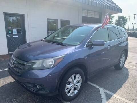 2012 Honda CR-V for sale at Lighthouse Auto Sales in Holland MI