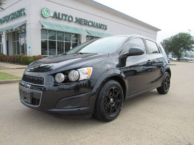 2013 Chevrolet Sonic for sale in Plano, TX