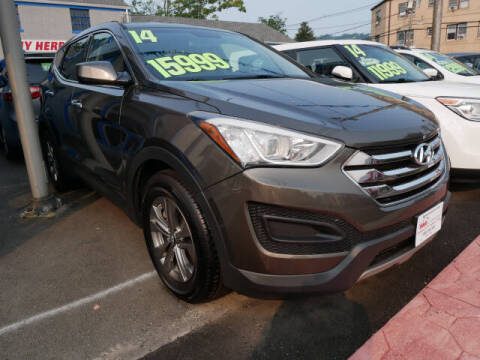 2014 Hyundai Santa Fe Sport for sale at M & R Auto Sales INC. in North Plainfield NJ