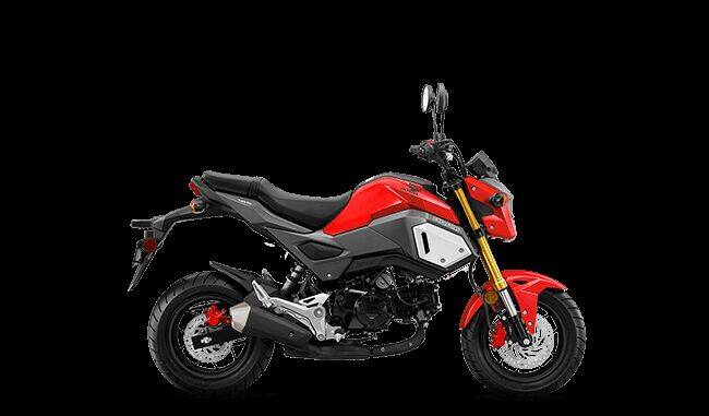 2020 Honda GROM for sale at Honda West in Dickinson ND