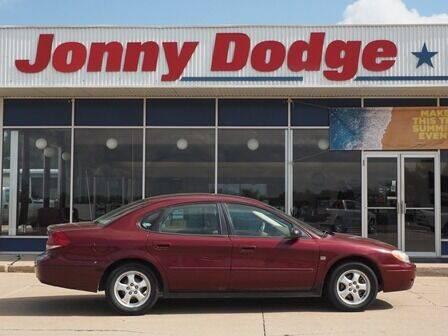 2004 Ford Taurus for sale at Jonny Dodge Chrysler Jeep in Neligh NE