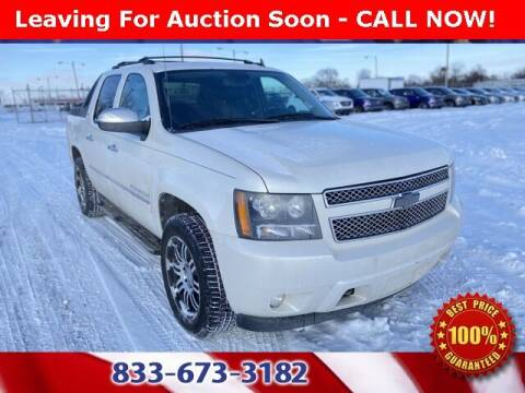 2011 Chevrolet Avalanche for sale at Glenbrook Dodge Chrysler Jeep Ram and Fiat in Fort Wayne IN