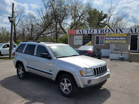 2007 Jeep Grand Cherokee for sale at Auto Tronix in Lexington KY