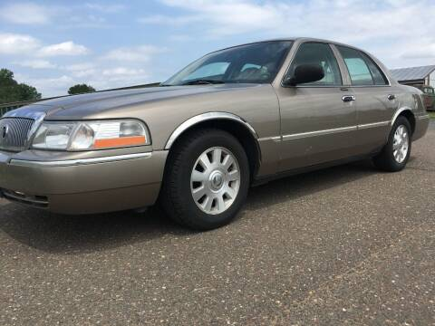 2004 Mercury Grand Marquis for sale at WHEELS & DEALS in Clayton WI