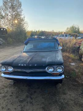 1964 Chevrolet Corvair for sale at Classic Heaven Used Cars & Service in Brimfield MA