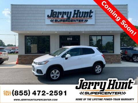 2018 Chevrolet Trax for sale at Jerry Hunt Supercenter in Lexington NC