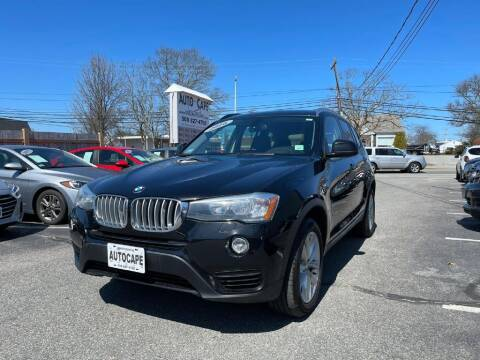 2016 BMW X3 for sale at Auto Cape in Hyannis MA