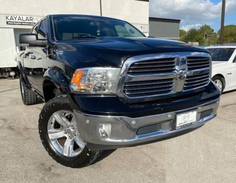 2014 RAM Ram Pickup 1500 for sale at KAYALAR MOTORS in Houston TX