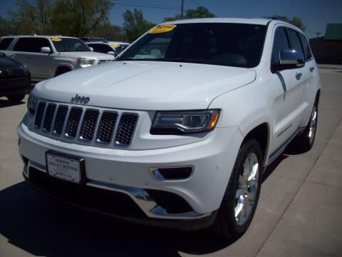 2014 Jeep Grand Cherokee for sale at Nemaha Valley Motors in Seneca KS