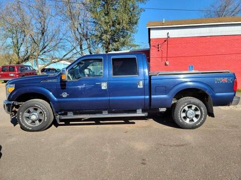 2011 Ford F-350 Super Duty for sale at WB Auto Sales LLC in Barnum MN