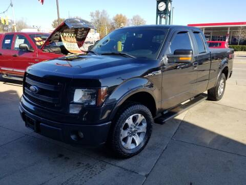 2013 Ford F-150 for sale at Madison Motor Sales in Madison Heights MI