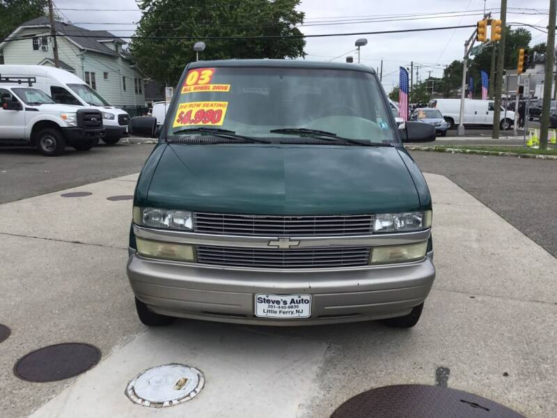 2003 Chevrolet Astro for sale in Little Ferry, NJ