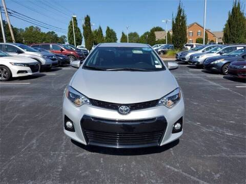 2015 Toyota Corolla for sale at Southern Auto Solutions - Georgia Car Finder - Southern Auto Solutions - Lou Sobh Honda in Marietta GA