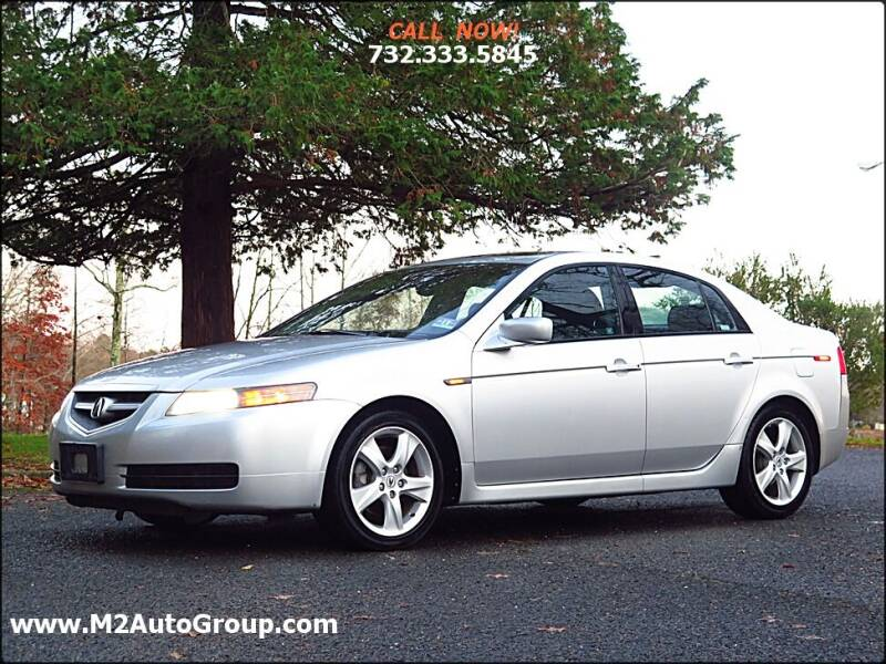 2006 Acura TL for sale at M2 Auto Group Llc. EAST BRUNSWICK in East Brunswick NJ