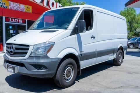 2014 Mercedes-Benz Sprinter Cargo for sale at Phantom Motors in Livermore CA