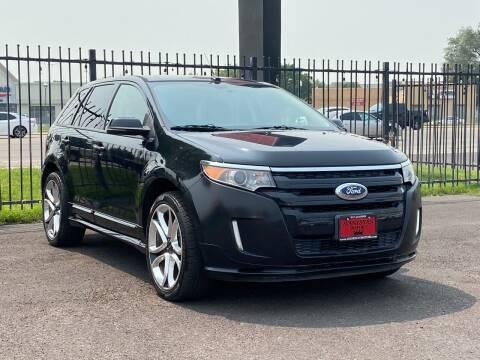 2013 Ford Edge for sale at Avanesyan Motors in Orem UT