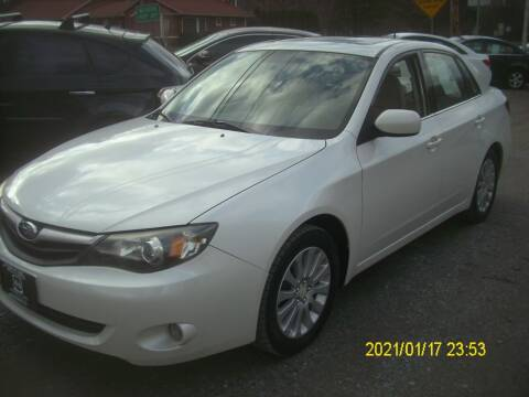 2010 Subaru Impreza for sale at Motors 46 in Belvidere NJ
