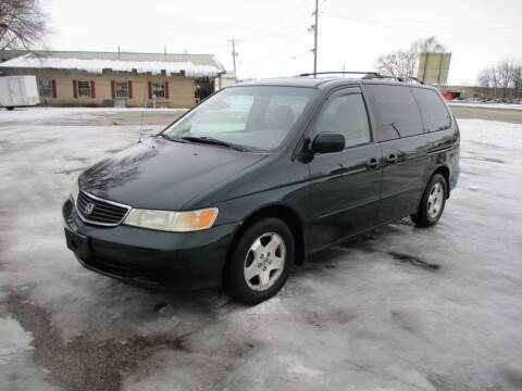 2001 Honda Odyssey for sale at RJ Motors in Plano IL