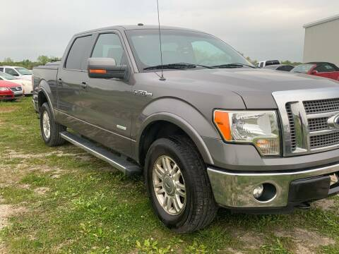 2011 Ford F-150 for sale at Nice Cars in Pleasant Hill MO