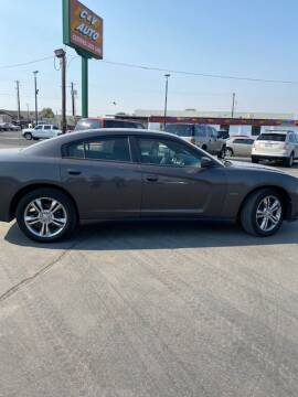 2014 Dodge Charger for sale at C & V Auto Sales & Service in Moses Lake WA