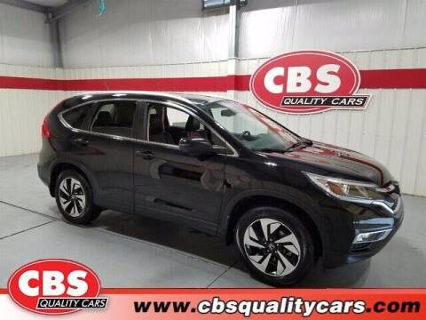 2015 Honda CR-V for sale at CBS Quality Cars in Durham NC