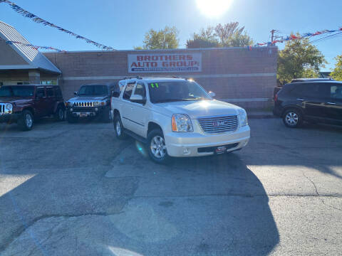 2011 GMC Yukon for sale at Brothers Auto Group in Youngstown OH