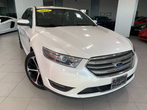 2015 Ford Taurus for sale at Auto Mall of Springfield in Springfield IL