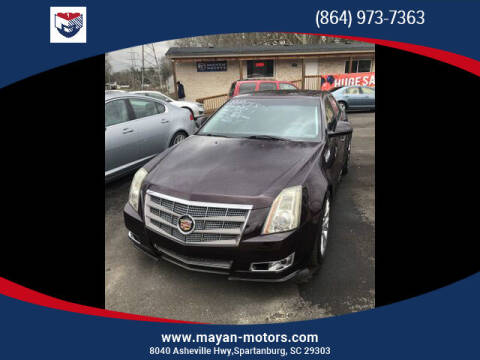 2010 Cadillac CTS for sale at Mayan Motors Easley in Easley SC