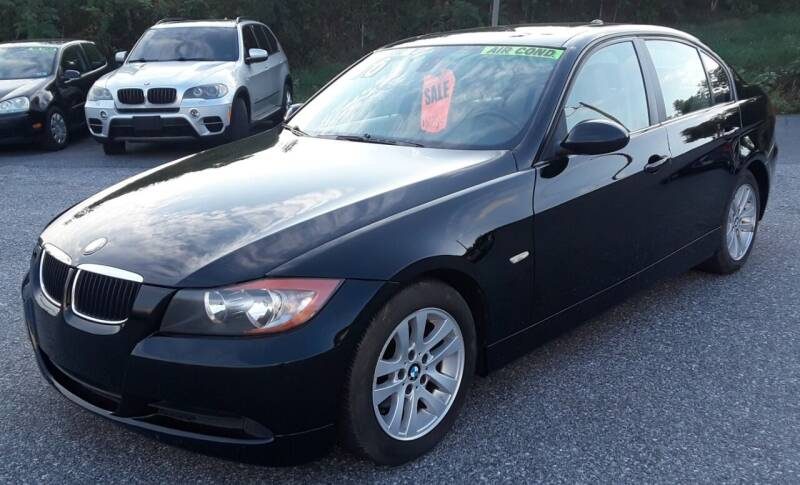 2006 BMW 3 Series for sale at Bik's Auto Sales in Camp Hill PA