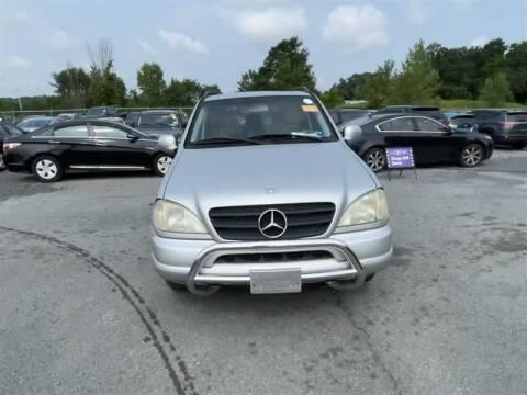 2000 Mercedes-Benz M-Class for sale at CarXpress in Fredericksburg VA