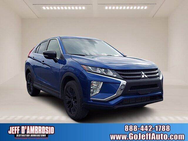 2018 Mitsubishi Eclipse Cross for sale at Jeff D'Ambrosio Auto Group in Downingtown PA