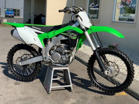 2017 Kawasaki KX250F for sale at Harper Motorsports-Powersports in Post Falls ID