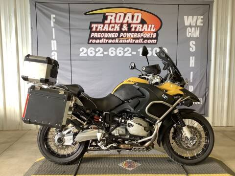 2010 BMW R 1200 GS Adventure for sale at Road Track and Trail in Big Bend WI
