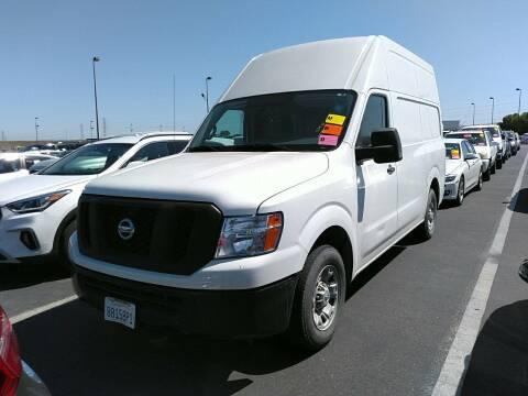 2013 Nissan NV Cargo for sale at EKE Motorsports Inc. in El Cerrito CA
